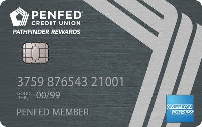 PenFed Pathfinder American Express® Card