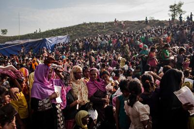 Accord Birmanie/Bangladesh sur un retour des Rohingyas en deux ans