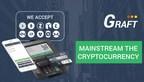 Graft est un réseau passerelle de paiement par chaîne de blocs, à source ouverte, conçu pour le point de vente — une première mondiale (PRNewsfoto/Graft)
