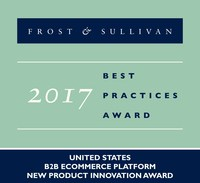 Frost & Sullivan Selects Oro, Inc. for 2017 B2B eCommerce New Product Innovation Award