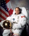 Astronaut Steve MacLean is the new Ambassador of the Federation of Quebec Alzheimer Societies (CNW Group/Federation of Quebec Alzheimer Societies)