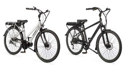 Pedego's New City Commuter Mid-Drive and Black Edition Electric Bikes