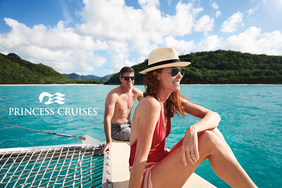 """Princess Cruises Provides Special Offer to """"Flee the Freeze"""""""