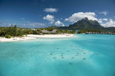 The St Regis Bora Bora Resort under the HNA Hospitality Group