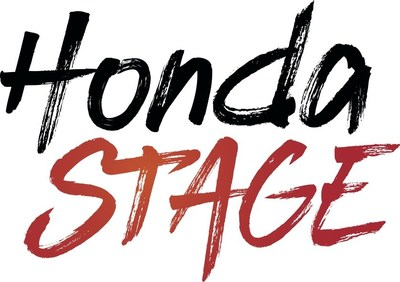 "Honda Stage Returns with new ""Backstage"" Documentary Series Featuring Behind-the-Scenes Look at Up-and-Coming Artists (PRNewsfoto/American Honda Motor Co., Inc.)"