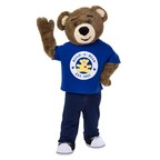 Build-A-Bear® CeleBEARates National Hug Day with hugs from Mascot Bearemy® to Support Make-A-Wish®