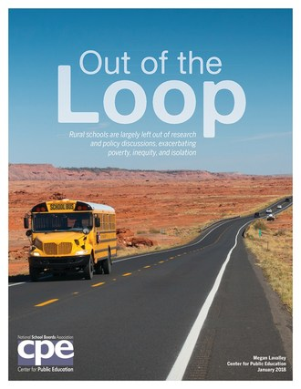 "New Center for Public Education Report Finds Significant Student Population Left ""Out of the Loop"""
