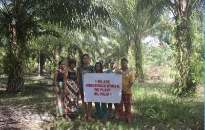 Indigenous Dayak Farmers Speak Out on Discrimination Against Palm Oil