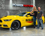 Rislone and PowerNation TV Give Away Custom RS700 Mustang