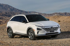 Hyundai's 2019 NEXO Fuel Cell Electric Vehicle Named Digital Trends Top Tech of CES 2018