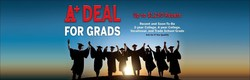 Recent college graduates in the Bangor area who are in search of a brand-new Toyota car, truck or crossover may be eligible for up to $1,250 off select models with the Toyota College Grad Rebate at Downeast Toyota.
