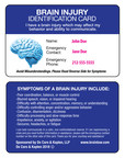 New York Attorneys Announce Introduction Of Free Personalized Brain Injury Identification Card