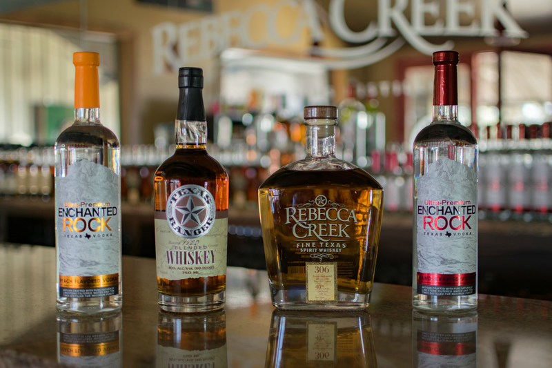 Texas-based Rebecca Creek Distillery, one of the largest craft distilleries in North America, has expanded to the Sunshine State, and its award-winning spirits can now be found on shelves and in bars and restaurants throughout the state of Florida.