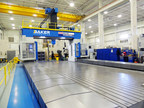 New Five-Axis Machining Giant Hits the U.S. to Tackle Massive Aerospace Machining Projects