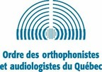 Logo : Ordre des orthophonistes et audiologistes du Québec (Groupe CNW/Ordre des orthophonistes et audiologistes du Québec)