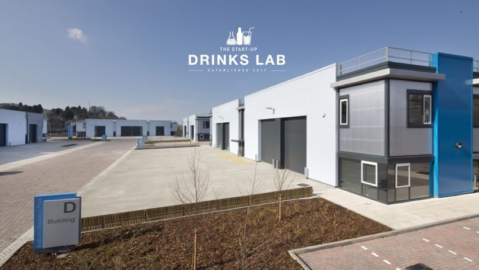 Location of The Start-Up Drinks Lab in Port Glasgow (PRNewsfoto/The Start-Up Drinks Lab)