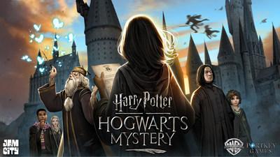 Harry Potter: Mistérios de Hogwarts da Jam City