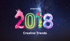 Shutterstock's Creative Trends Report Forecasts 11 Styles set to Influence Design and Visual Production in 2018