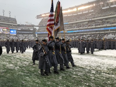 Veterans served by Wounded Warrior Project recounted their favorite memories from the Army-Navy Game in Philadelphia.