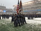 Wounded Veterans Reconnect at Army-Navy Game