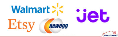 Integrate your eCommerce store with the popular marketplaces like Walmart, Etsy, eBay, Jet, Newegg and Google Shopping.