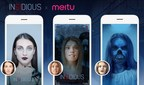 Meitu's BeautyPlus and MakeupPlus Apps Launch New Filters in Celebration of the Release of Insidious: The Last Key