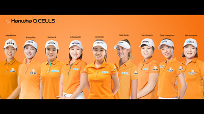 Hanwha Q CELLS Launches Professional Ladies Golf Team