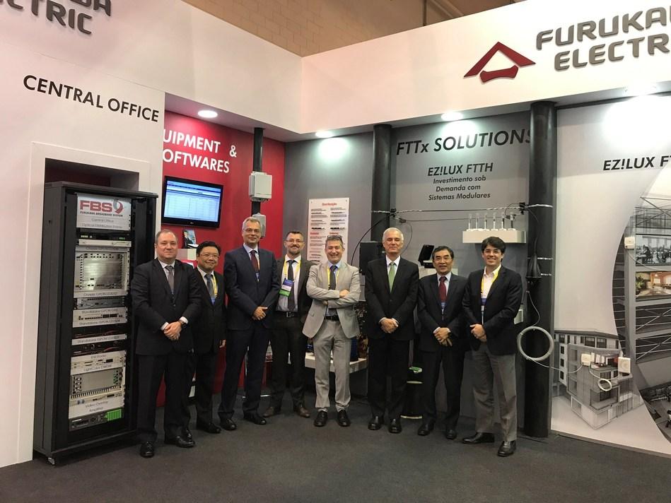 Intracom Telecom Partners with Furukawa Electric LatAm to Address the International IoT and 5G Market (PRNewsfoto/Intracom Telecom)