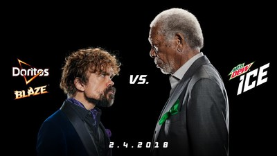 Morgan Freeman and Peter Dinklage Bring One Minute of Epic Entertainment in New Ad