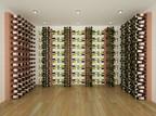 Wall Wine Rack Series Debuting on Real Housewives of Atlanta