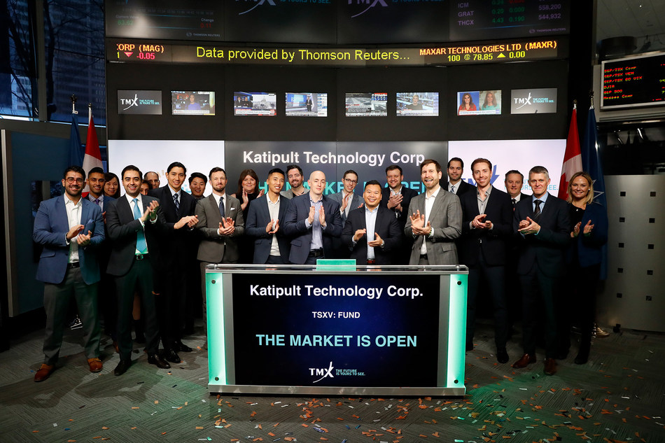 Katipult Technology Corp. Opens the Market (CNW Group/TMX Group Limited)