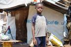 L'ONU et ses partenaires courent contre la montre pour nourrir la population du Kasaï, combattre la malnutrition parmi ses enfants et renforcer la résilience. Mais les obstacles se dressent contre eux. © UNICEF/UN067874/Wieland (Groupe CNW/UNICEF Canada)