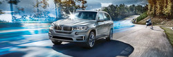 The 2018 BMW X5 at Pacific BMW boasts an endless list of positive attributes, including its powerful engine lineup, cutting-edge technologies, off-road capabilities and interior comfort and refinement.