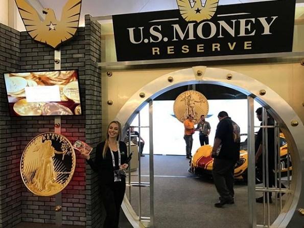 (PRNewsfoto/U.S. Money Reserve)