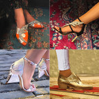 Shoe-Obsessed? Walk On A Cloud In Day-to-Night Luxury. Femmes Sans Peur Launches Kickstarter Campaign.