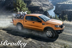 Bradley Ford provides interested truck buyers with a way to reserve the 2019 Ford Ranger