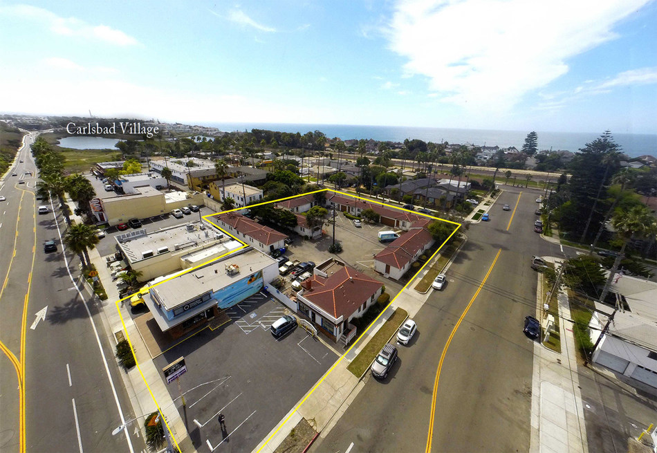 2001-2003 S Coast Highway, a 22-unit asset in Oceanside, CA with both short-term renovation and long-term redevelopment potential.