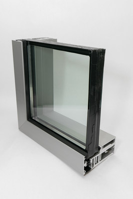 new fully glazed window system from insulgard security