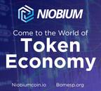 Niobium NBC of BOMESP, the world's first virtual business currency exchange-niobiumcoin.io (PRNewsfoto/BOMESP (Bolsa de Moedas Virtuai)