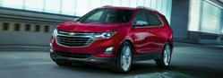 Whether they are looking to buy or lease a vehicle like the 2018 Chevrolet Equinox, consumers can find excellent incentives at McCurry-Deck Motors.
