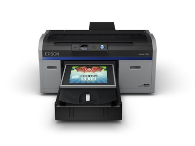 The SureColor F2100 offers high-performance, reliable direct-to-garment printing. Successor to the renowned SureColor F2000, the new SureColor F2100 offers four color ink technology, plus White ink, to deliver improved image quality, speed, and efficiency for print shops producing custom garments