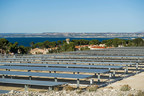 SunPower® Oasis® Power Plant was recently completed and is now operating at Total's La Mède refinery in Châteauneuf-les-Martigues, France