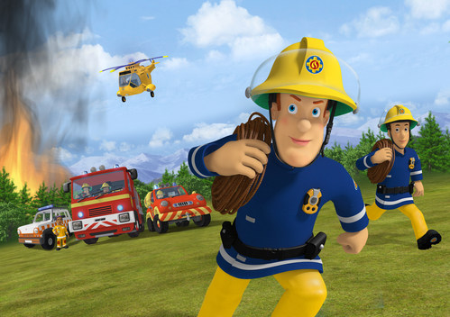 "DHX Media and Mattel announce 12 new international deals for favourite kids' show, ""Fireman Sam"" (CNW Group/DHX Media Ltd.)"