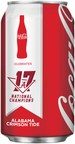 Coca-Cola Invites University Of Alabama Fans To Enjoy The Taste Of Victory With Commemorative College Football Championship Can