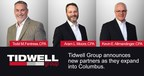 Tidwell Group announces new partners as they expand into Columbus #LIHTC #TidwellGroup
