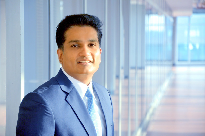 Ramesh Nair, CEO & Country Head, JLL India (PRNewsfoto/JLL India)