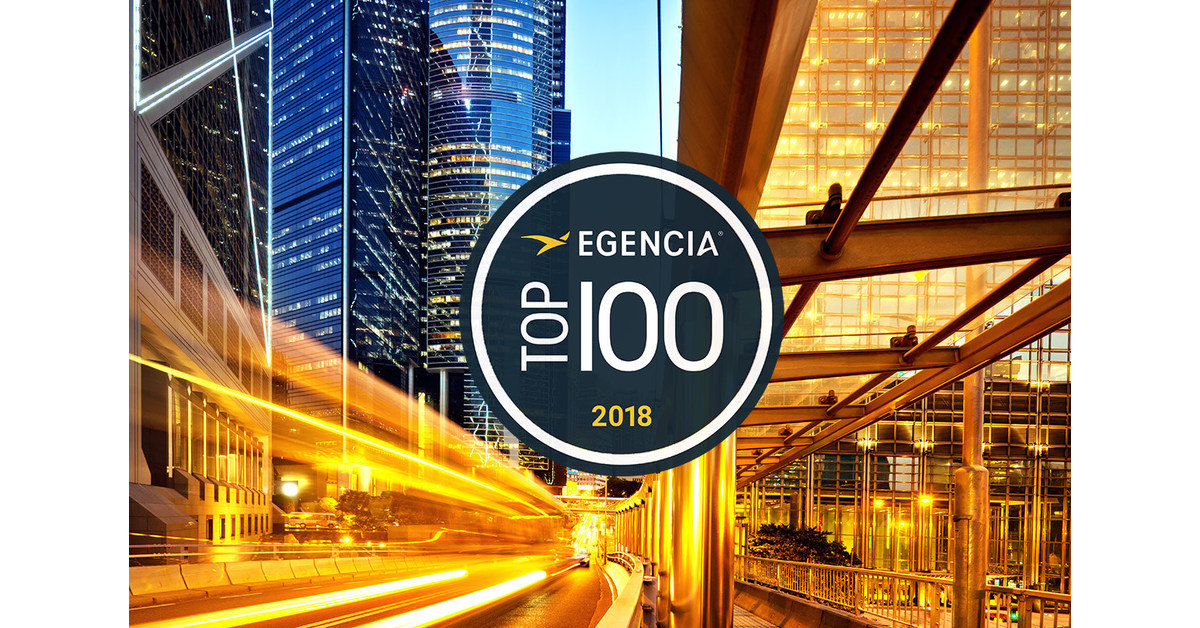 Egencia celebrates top 100 preferred corporate hotels for Top 100 hotels