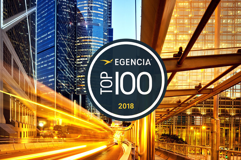 Egencia Celebrates Top 100 Preferred Corporate Hotels (PRNewsfoto/Egencia)