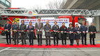 Magirus Delivers World's Highest Turntable Ladder to Asia