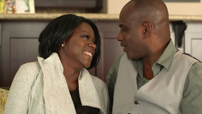 "Viola Davis and Julius Tennon in ""Black Love"" Docuseries"